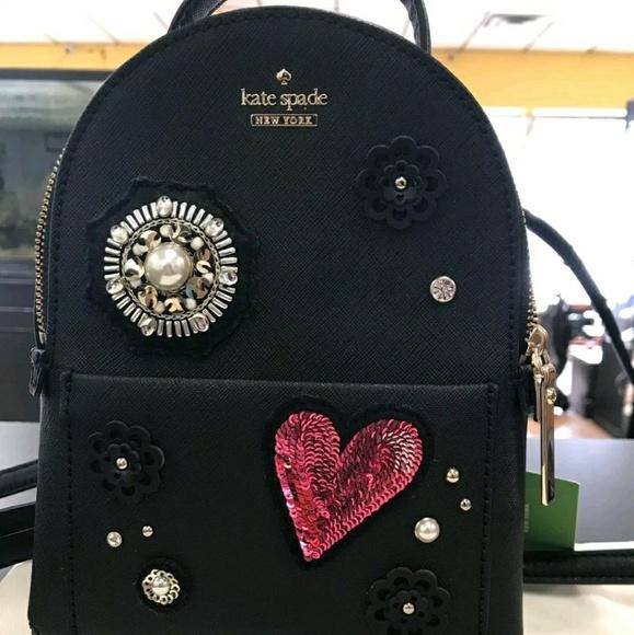 kate spade Handbags - Kate Spade Finer Things Merry Mini Backpack 32629a4c85